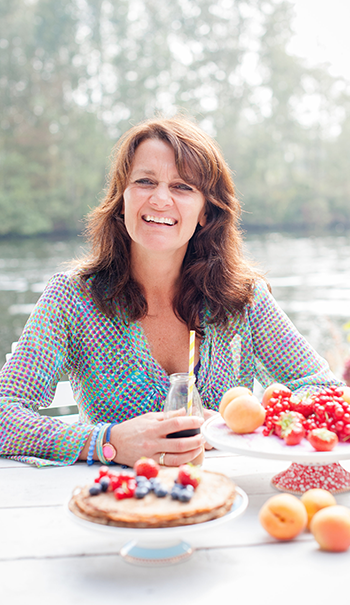 Nanneke Schreurs, Voedingsdeskundige, Orthomoleculair Gewichtsconsulent en Natuurvoedingsconsulent.