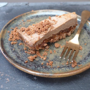 Speculaas no-cheesecake